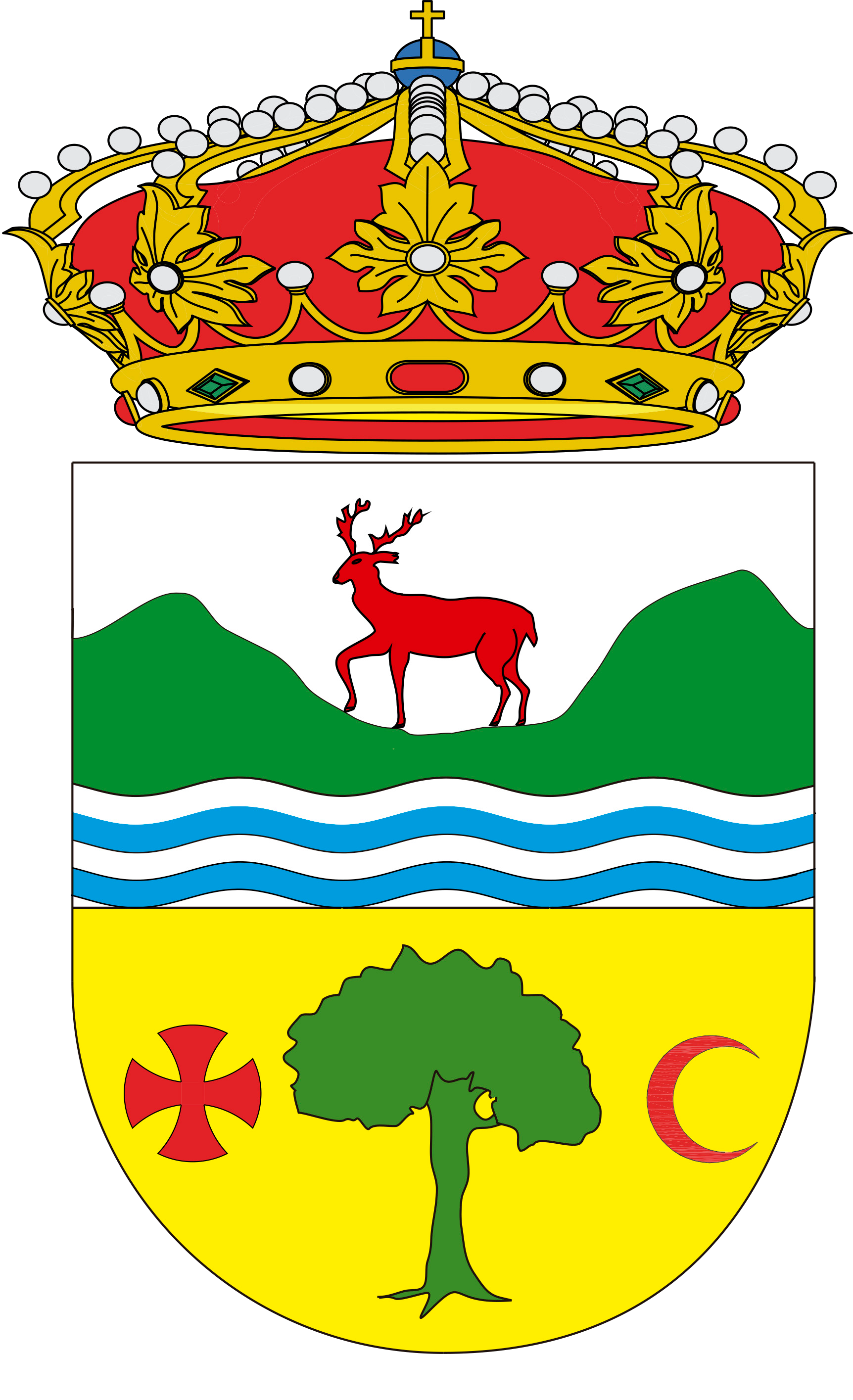 escudo albuñuelas