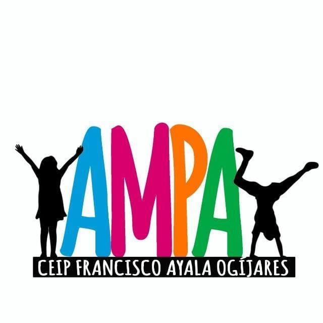 AMPA Cervantes-CVEIP Fco. Ayala-Ogiajres-Logo