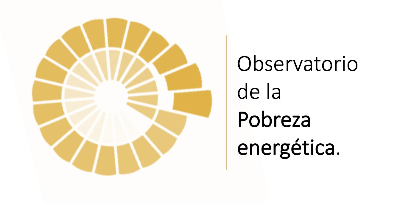 Logo Observatorio de la Pobreza energética