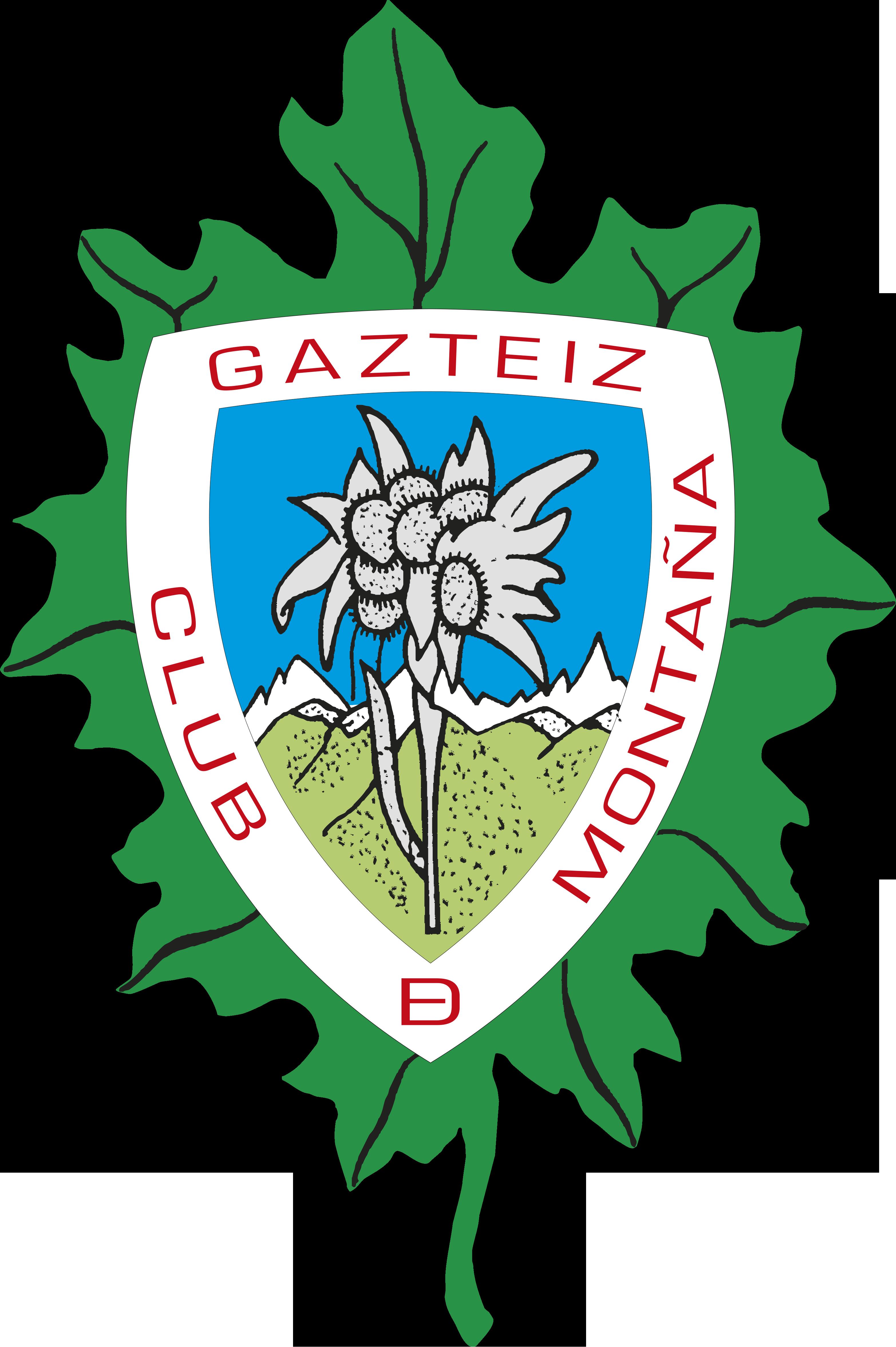 escudo GAZTEIZ fondo transparente